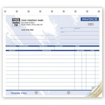 """Shipping Invoice,  8 1/2 X 7"""""""