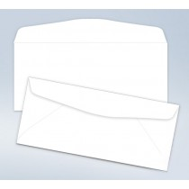 Blank envelope,# 9, 3 7/8 x 8 7/8