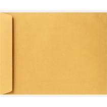6 x 9 Open End Brown Kraft Envelopes imprinted