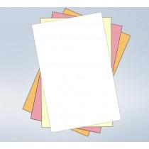 """11 x 17"""" Laser Carbonless 4 Part  Paper"""