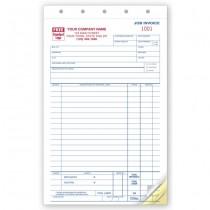 "Work Order Form, 5 2/3 X 8 1/2"""