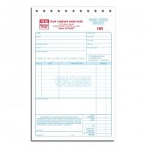 "Glass Repair Work Orders - Sets, 5 2/3 X 8 1/2"""