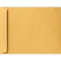 9 x 12 Open End  Envelopes Blank