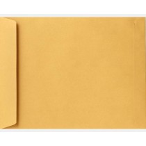 9 x 12 Open End  Envelopes With Imprint