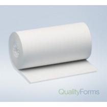 "White Thermal Paper Rolls, 3-1/8"" x 119', White, 50 Per Case"