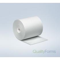 "Thermal Paper Rolls, 2 1/4"" x 70', White, 50 Per Case"