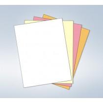 """8-1/2 x 11"""" Laser Carbonless 4 Part Paper"""