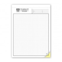 """Graph Papers, Standard 1/4"""""""