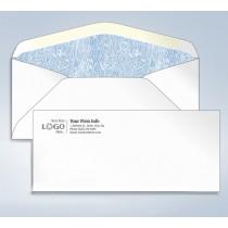 Imprinted Tinted Envelope,#9,3 7/8 x 8 7/8