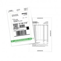 Duplex Thermal Shipping Label/ Packing Slip